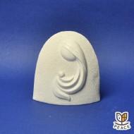 추상성모자(10cm)
