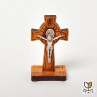 [직수입] 올리브 십자 차부착2