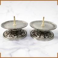 장미 아연촛대(주석)